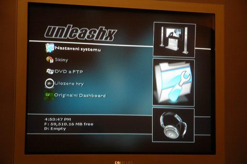 Xbox Unleashx Skins